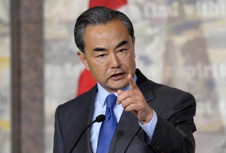 Wang Yi, human rights, china, Global Affairs Canada, Stéphane Dion, Canada