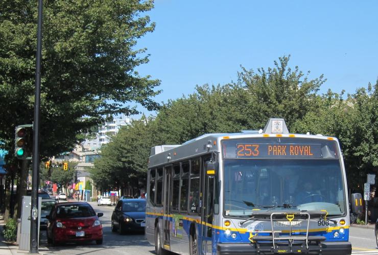Stephen Rees, West Vancouver, TransLink, B.C. government, plebiscite, transit referendum