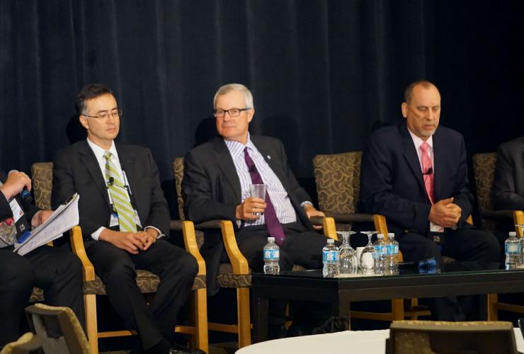 Coal Association of Canada, Teck, coal conference, Gerard McCloskey
