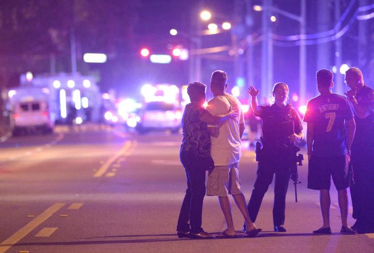 Florida shooting, Omar Mateen, gay nightclub, LGBTQ, mass shooting, U.S. firearms
