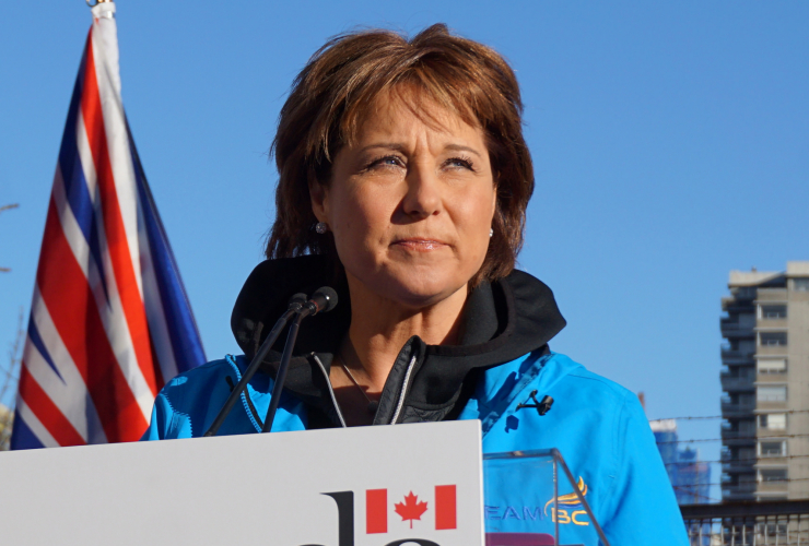 Christy Clark, B.C. Premier, climate action, climate laggard