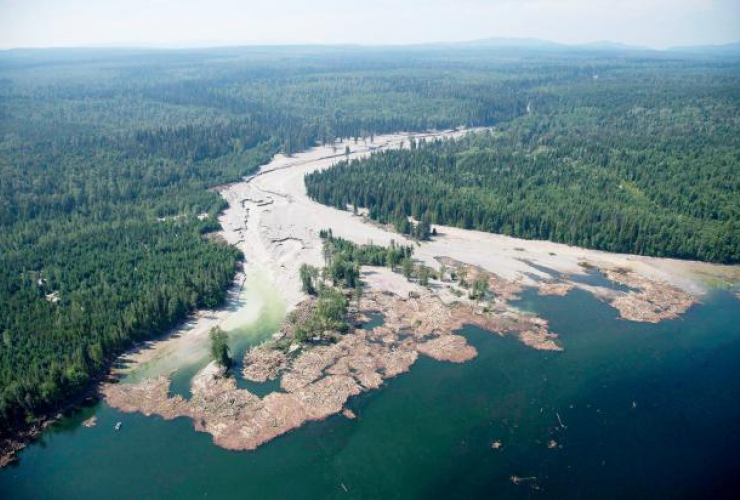 Mount Polley mine, mine disaster, B.C. mining, tailings breach