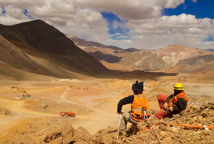 Pascua Lama, Argentina, Chile, Barrick Gold