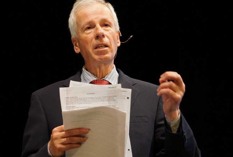 Stephane Dion, Global Affairs Canada, Foreign Affairs Minister, Climate change, Syria