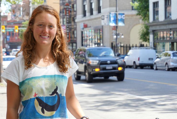 Rachel Schoeler, Vancouver Open Water Swim Association, UBC athletics