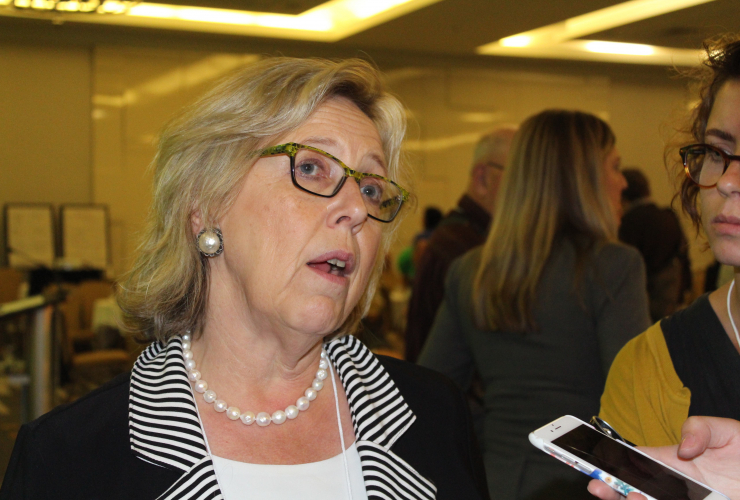 Elizabeth May, Energy East, Jean Charest, National Energy Board, NEB, TransCanada Corp