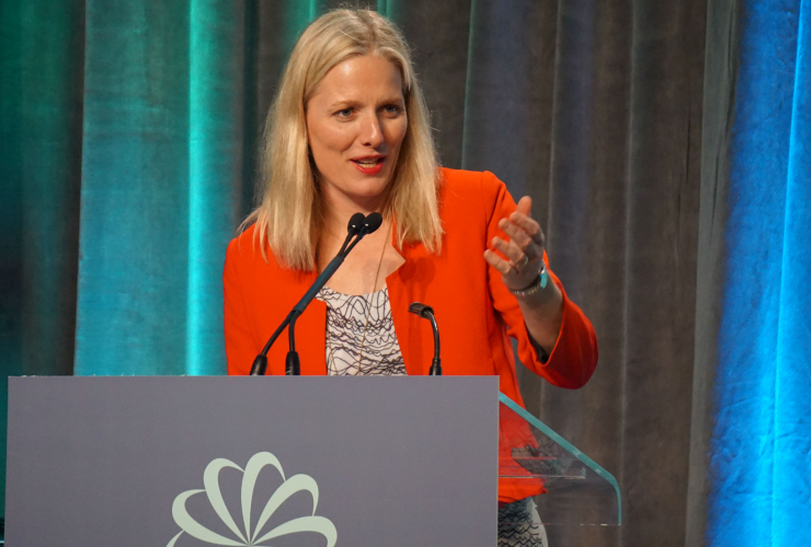 Catherine McKenna, Environment and Climate Change Canada, climate change, oil spill, Corexit, Globe Series