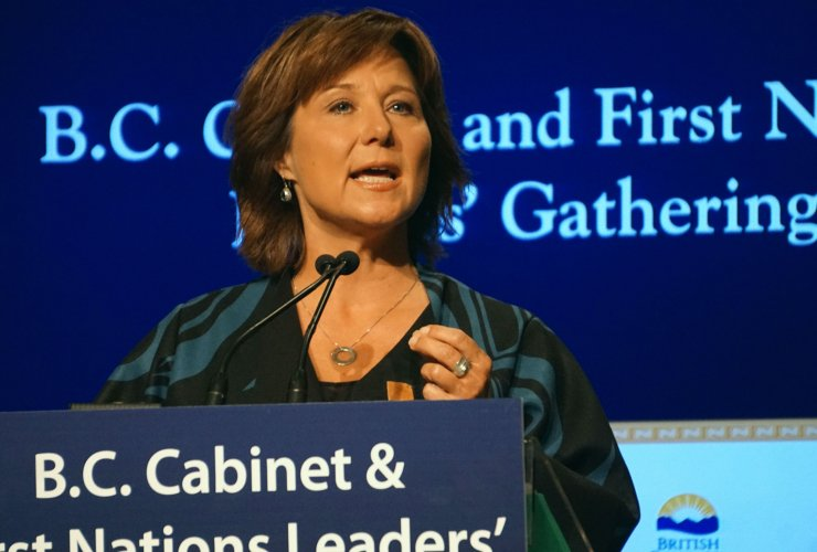 British Columbia, Christy Clark, First Nations, reconciliation, BC Liberals
