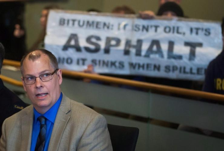 Peter Watson, National Energy Board, Jean Charest, scandal, Mike De Souza