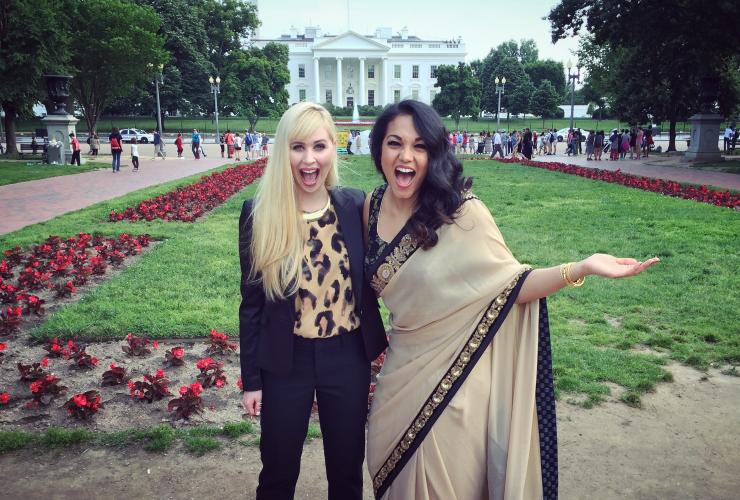 White House, Dream Girl, Komal Minhas, Erin Bagwell, White House Council on Women and Girls