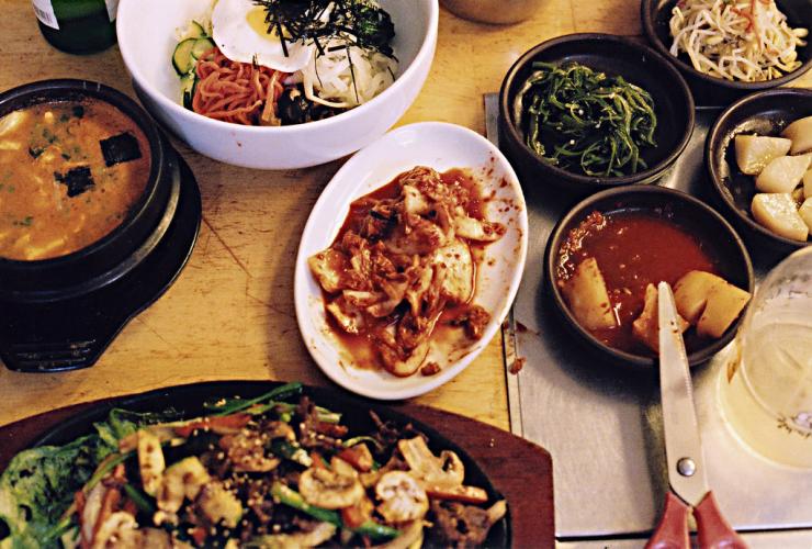 Kimchi, bul go gee, fermented foods, Kris Krug