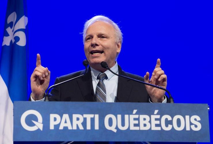 Jean-François Lisée, Parti Québécois, leadership