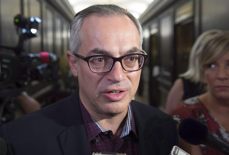 Tony Clement, Ontario MP, Conservative Party, Tory leadership race