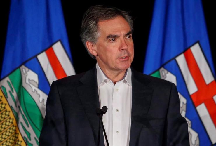 Jim Prentice, former Premier of Alberta