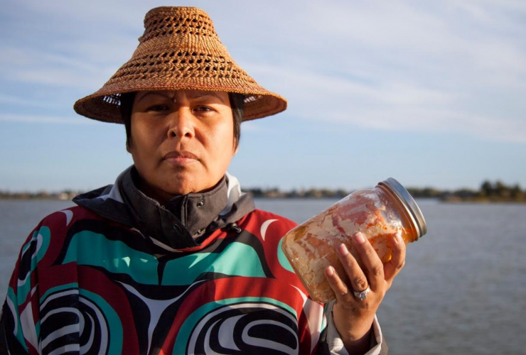 Christine Smith-Martin, Pacific Northwest LNG, Lax Kw'alaams First Nation