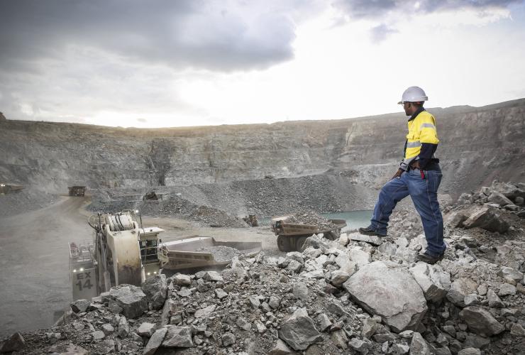 North Mara mine, Tanzania, Barrick Gold, Acacia Mining