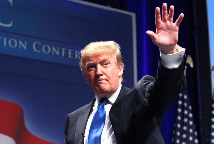 Donald Trump, Republican party, president, U.S. election