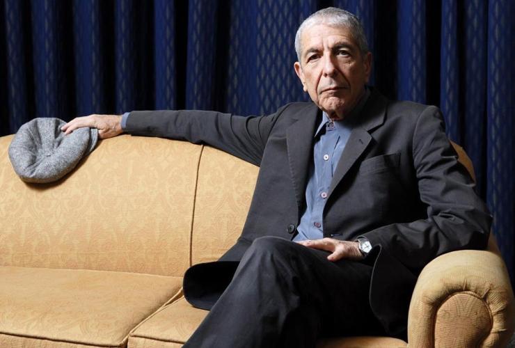 Leonard Cohen, Canada, songs, Hallelujah, poetry, Montreal