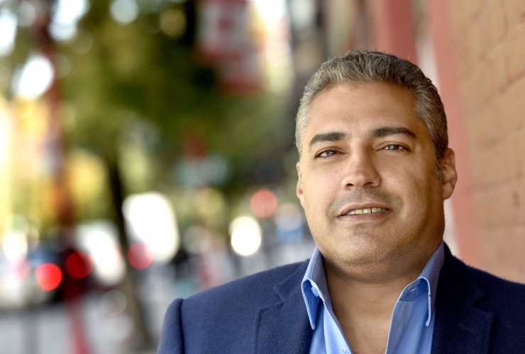 Mohamed Fahmy, Marriott Cell, Egypt, Canada, journalism