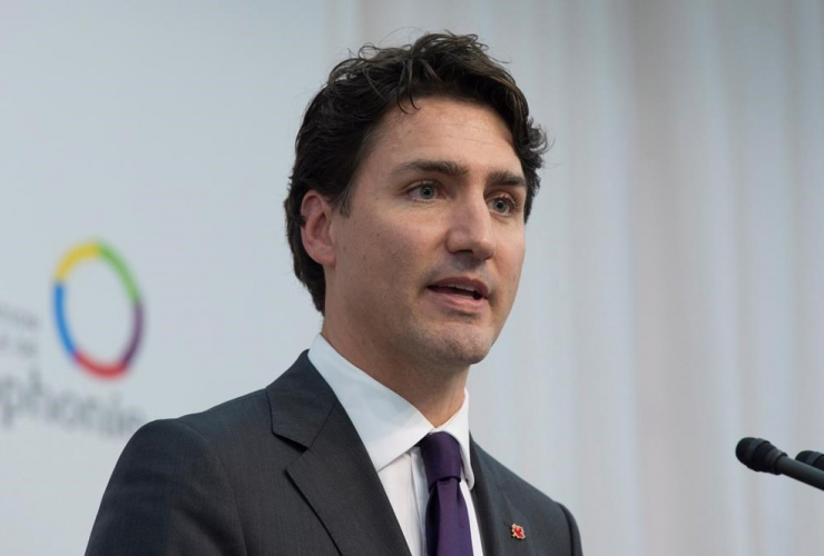 Prime Minister Justin Trudeau, Liberals, Francophonie, Fidel Castro, Madagascar