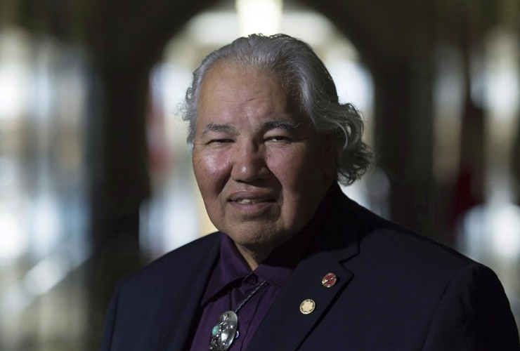 Murray Sinclair, senator, Canada