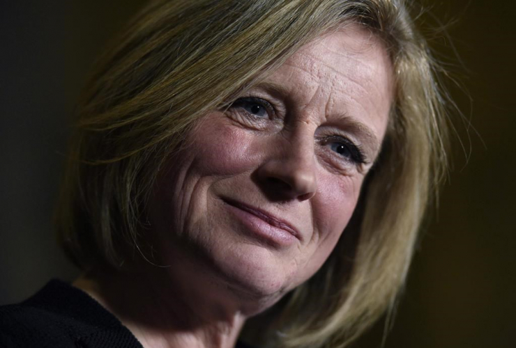 Rachel Notley, Kinder Morgan, Trans Mountain, oilsands, climate change