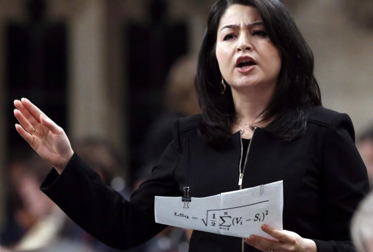 Maryam Monsef, House of Commons, electoral reform, Minister of Democratic Institutions