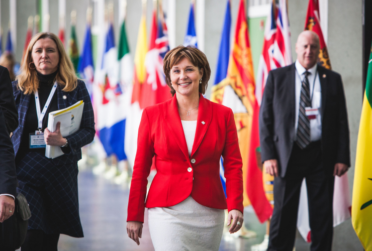 British Columbia, Ottawa, Christy Clark, climate change
