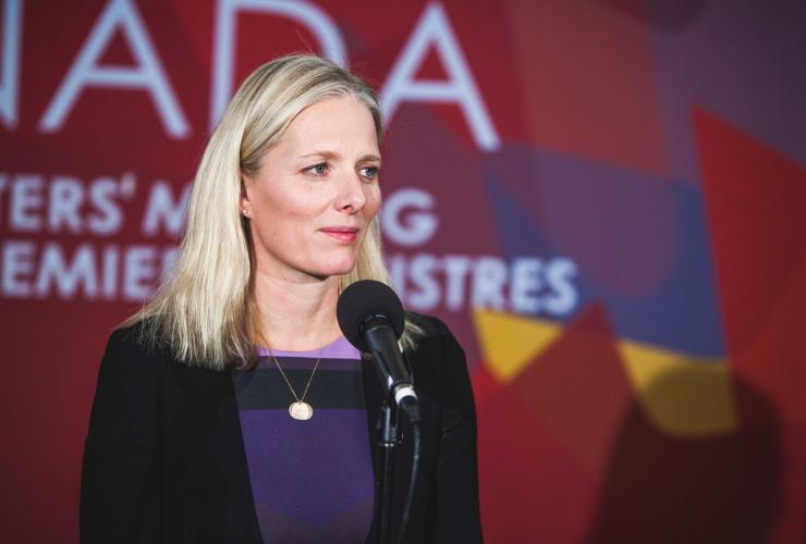 Catherine McKenna, climate change, Ottawa