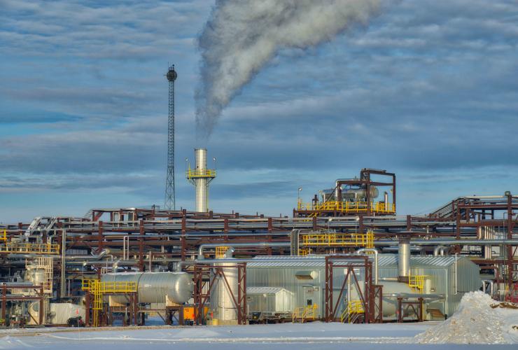 Statoil, oilsands, Canada, Alberta, Leismer