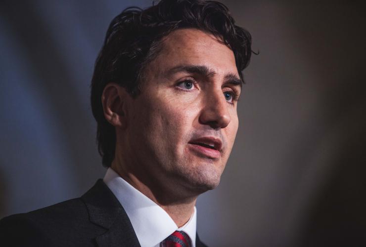 Justin Trudeau, Ottawa, December, 2016