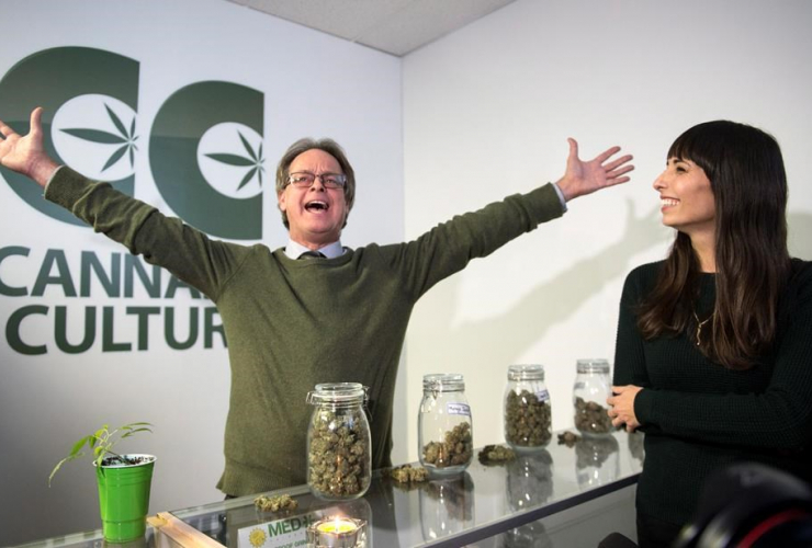 Marc Emery, Jodie Emery, pot, marijuana, Montreal, Denis Coderre