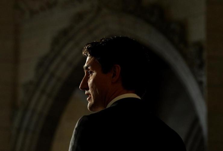Trudeau, ethics