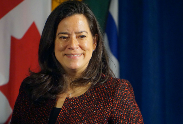 Jody Wilson-Raybould, Vancouver Granville, Minister of Justice and Attorney General, Liberal Party