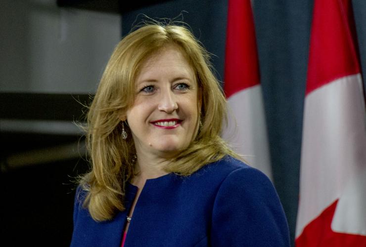 Lisa Raitt, Conservative Party of Canada, Ottawa, Tory leadership race