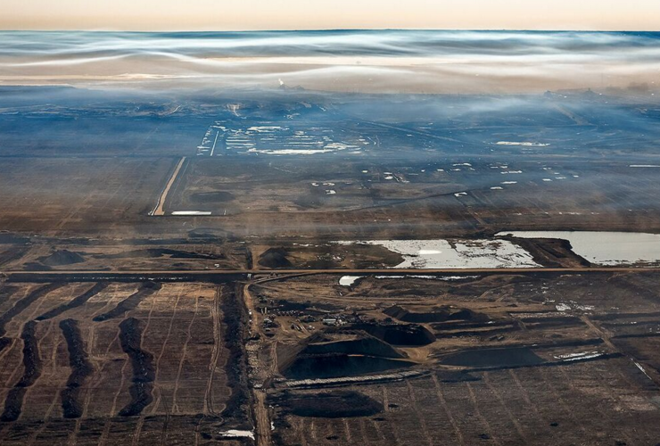 Oilsands, oil sands, tar sands, Alberta, oil and gas
