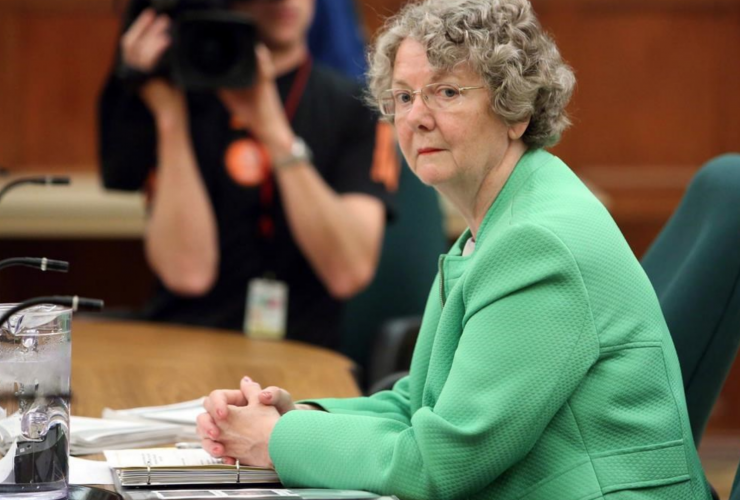 Mary Dawson, Conflict of interest, ethics commissioner