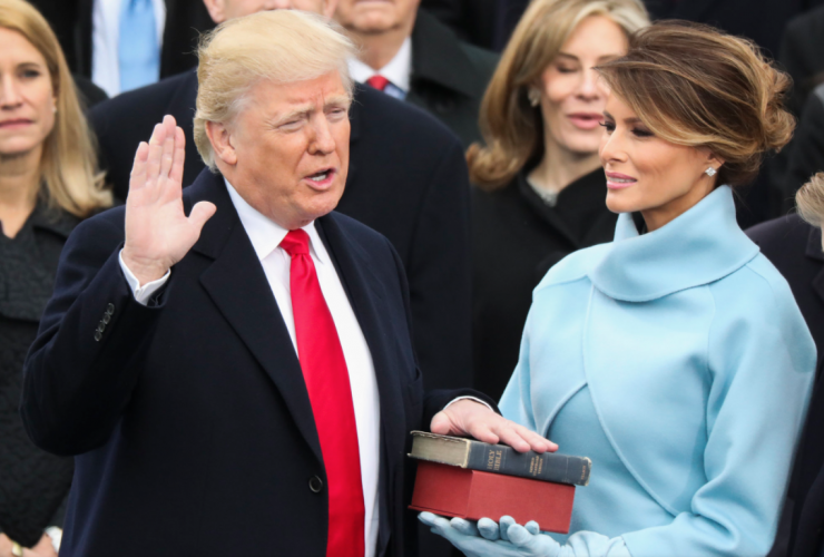 Donald Trump, inauguration, Washington, Capitol, White House