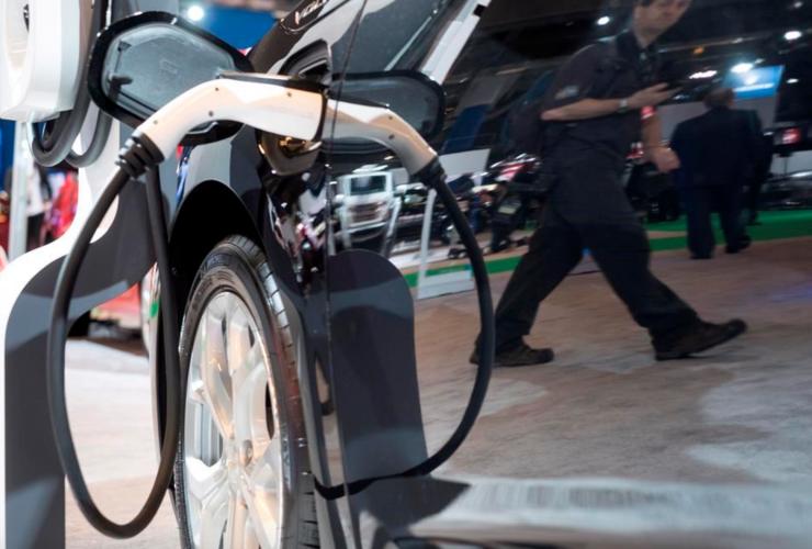 electric vehicle, Quebec, clean energy, General Motors