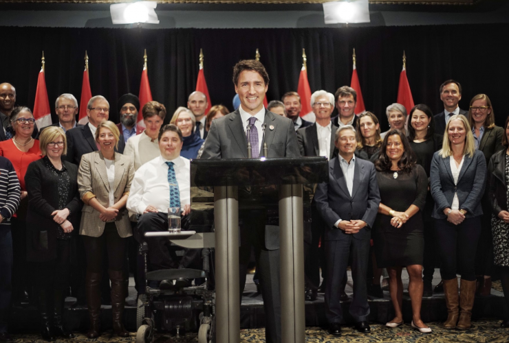 Justin Trudeau, Liberal Party, cabinet retreat, cabinet shuffle, Calgary