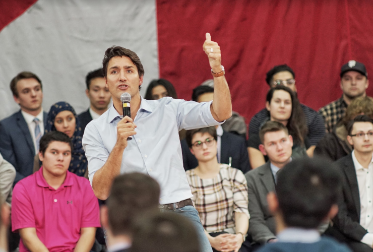 Justin Trudeau, Calgary, town hall, oilsands, cabinet retreat