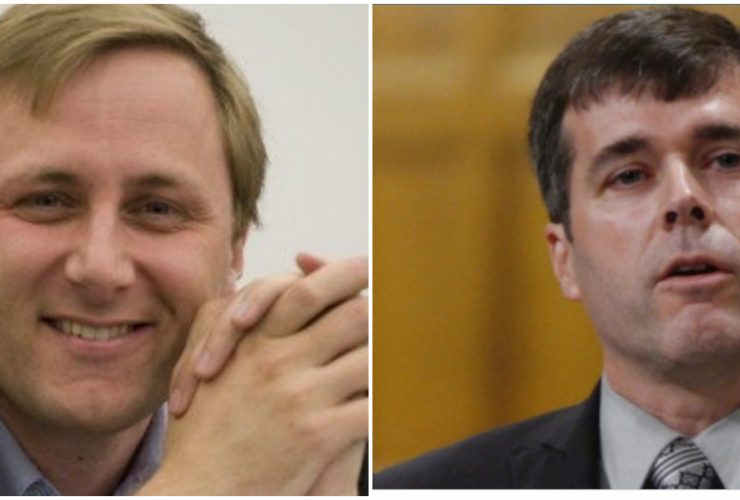 Brad Trost, Pierre Lemieux, Tory leadership race, Conservative Party