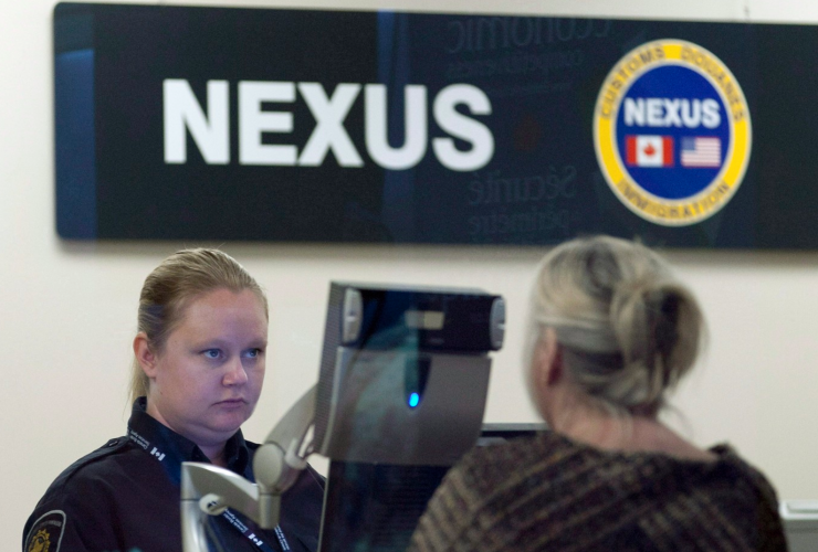 nexus card, CBSA, border patrol, Trump Ban, travel ban
