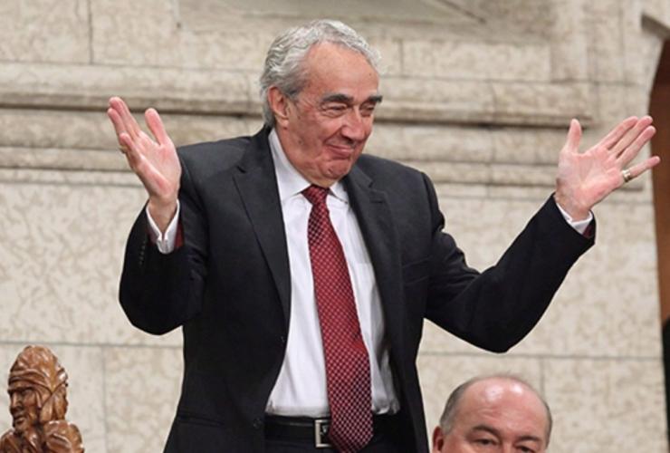 Marcel Prud'homme, Senator, House of Commons