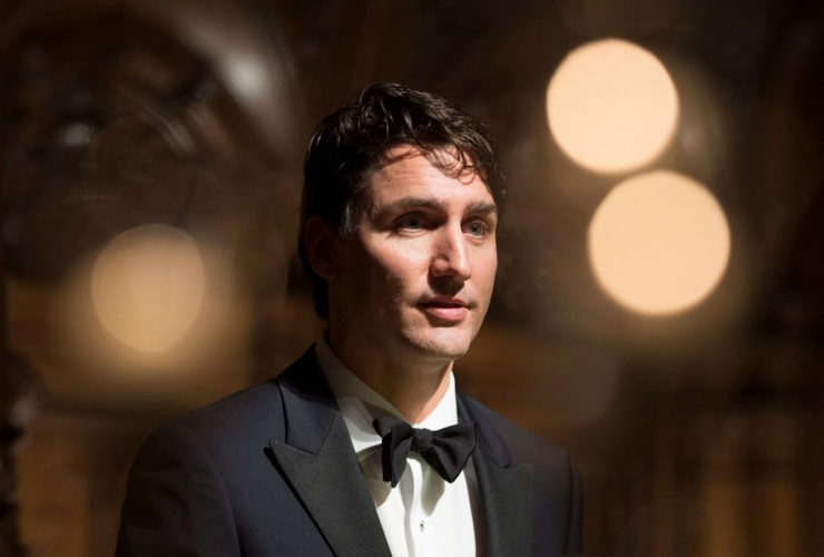 Justin Trudeau, Hamburg, Germany