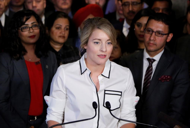 Mélanie Joly, Liberal Party of Canada