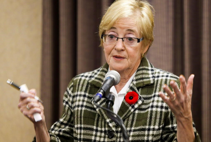 Maude Barlow, Council of Canadians