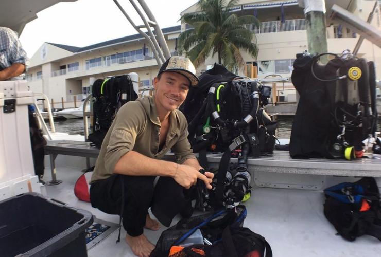 filmmaker, Rob Stewart, funeral, Sharkwater, climate change, Sharkwater: Extinction
