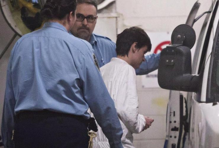 Alexandre Bissonnette,  mosque shootings, Quebec City