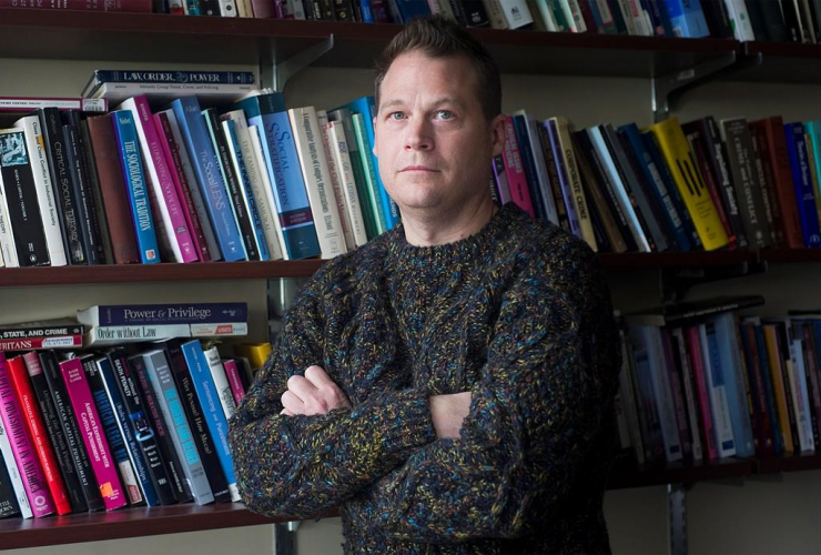 Jason Carmichael, an associate professor in the department of sociology at McGill University, Quebec's clogged justice system needs big culture change